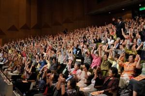 9月3日 テレビ番組公開収録公演inさいたま市民会館 うらわホール
