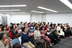 11月9日 5人の指導員のための勉強会